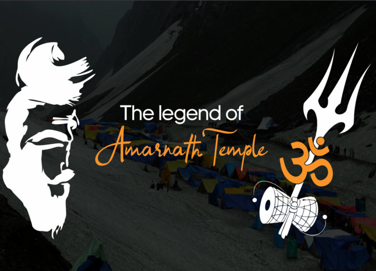 The Legend of Amarnath Temple