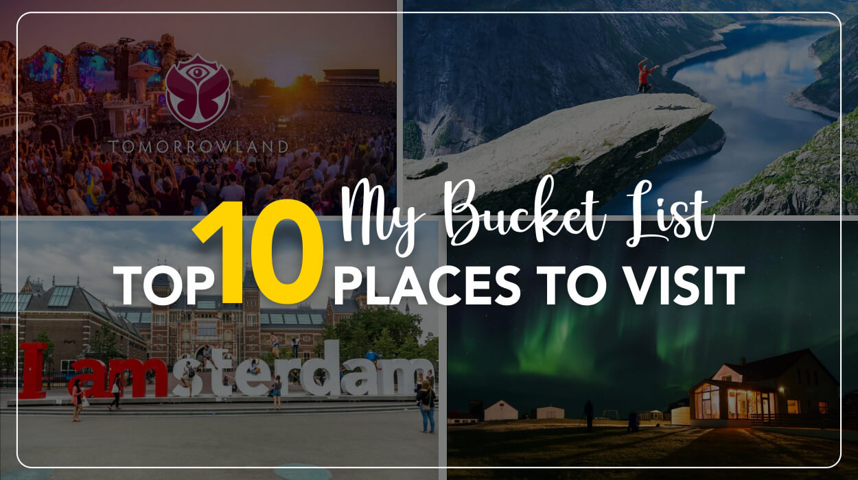 top 10 places to visit