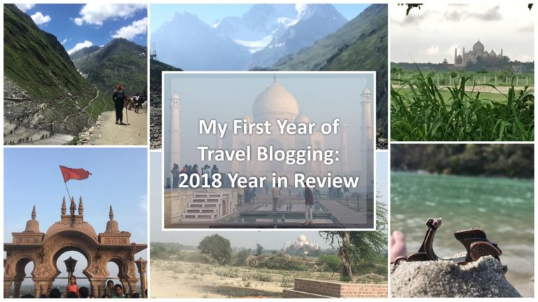 2018 Year In Review: My First Year of Travel Blogging