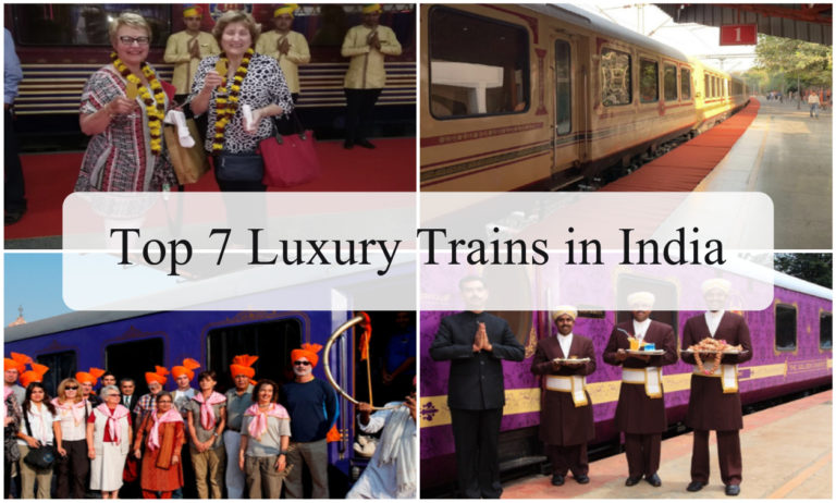 Top 7 Luxury Trains In India That Are Worth Witnessing