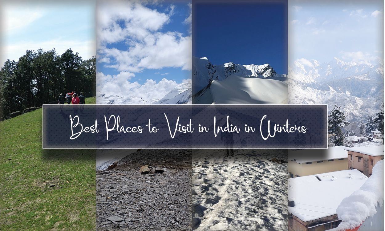 Places to visit in India in winter
